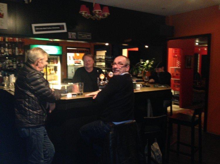 Min älskade skånska Woolpack pub
