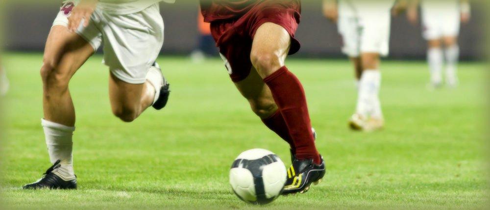 Fotboll, lår och byxkjolar